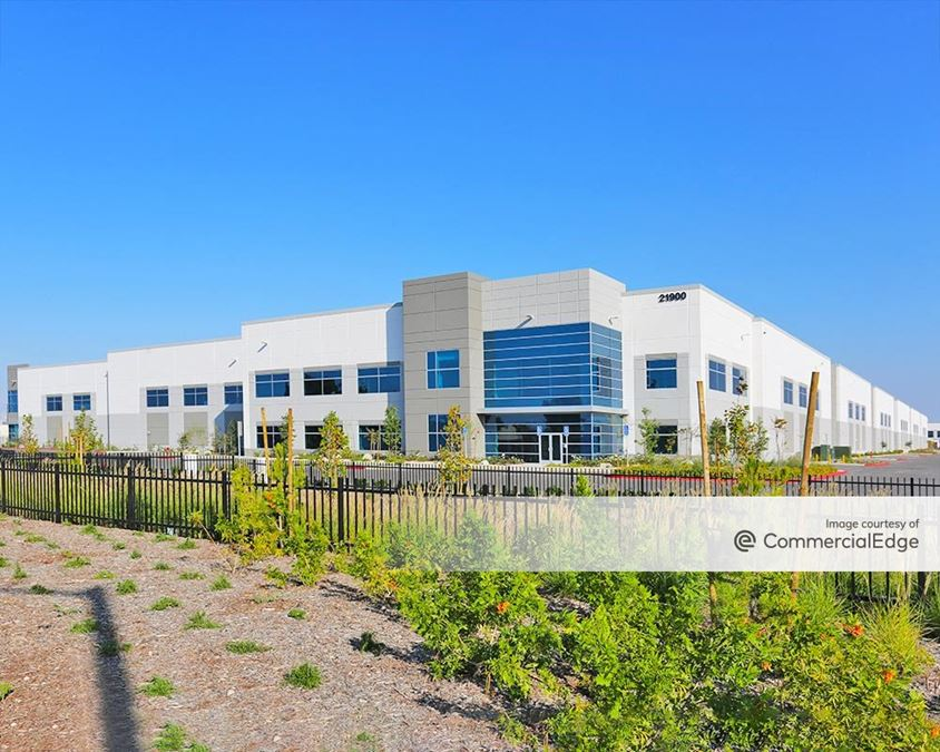The South Bay Ports Logistics Center
