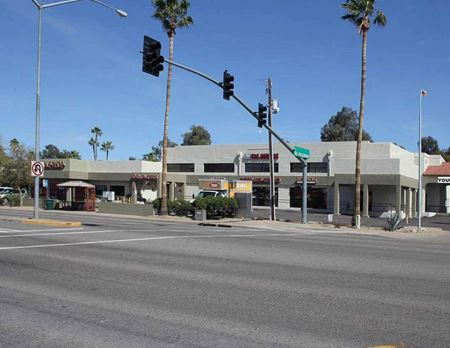Power Road Plaza For Lease - Mesa