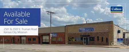 2501 & 2507 E. Truman Road - Kansas City