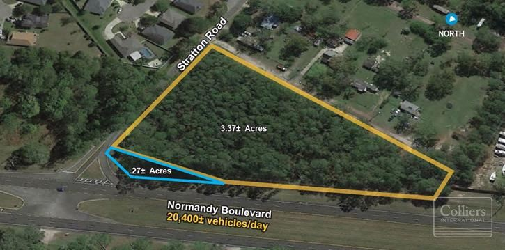 Commercial Land on Normandy