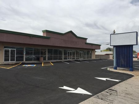 Retail Building Near Light Rail Station - Mesa