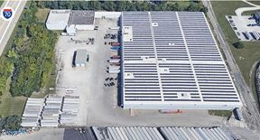 Industrial Sublease Near Indianapolis International Airport