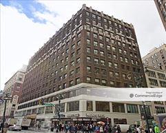 The Johnson Building - New York