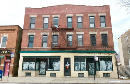 Bucktown Restaurant/Retail/Office Space For Lease - Chicago