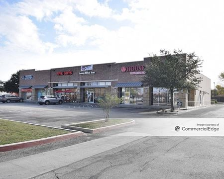 4833 & 4901-4999 South Hulen Street - Fort Worth
