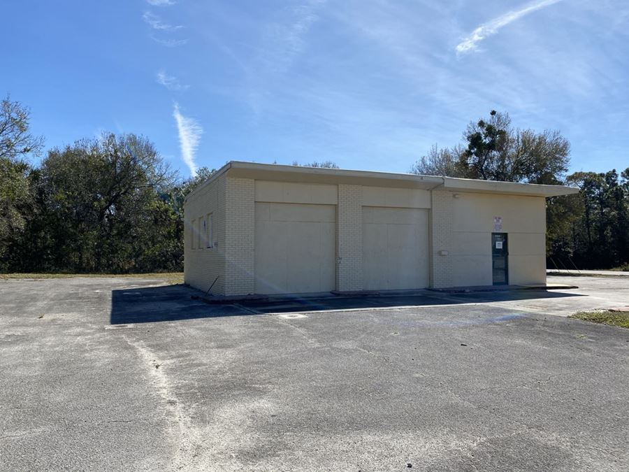 Former Gas/Service Station