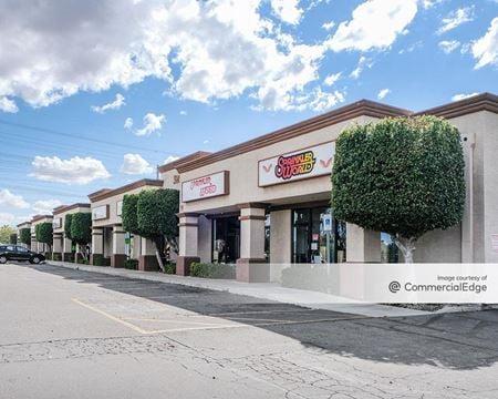 Sunset Commerce Center - Mesa