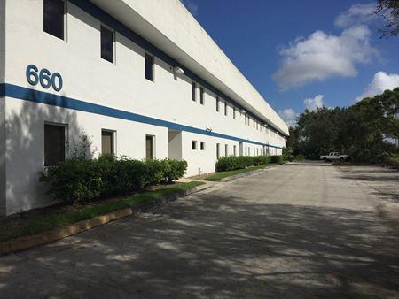 Manufacturing/Distribution Space - Port Saint Lucie