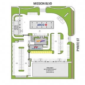 Valley Square - 21,600 SF Retail/Restaurant Space