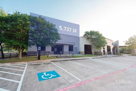 For Sale or Lease | High Exposure Street Level Medical Office Space - Houston