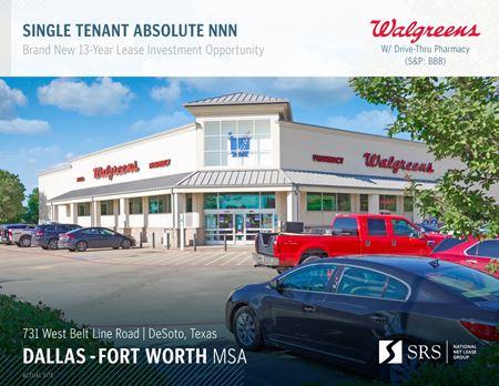 DeSoto, TX - Walgreens - Desoto