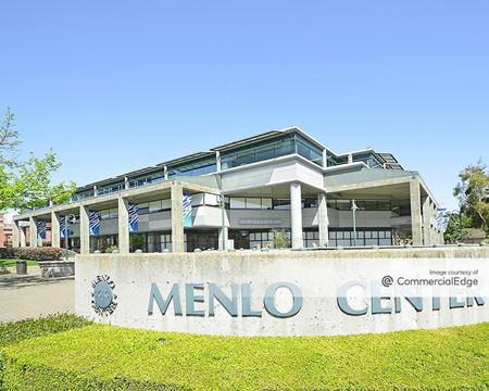 Menlo Center - Menlo Park