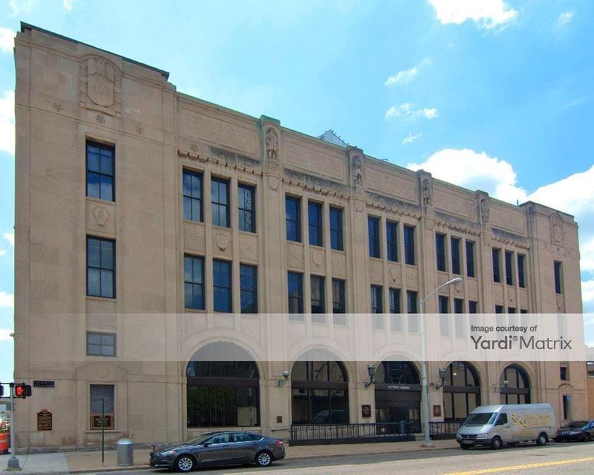 Detroit Media Partnership Building