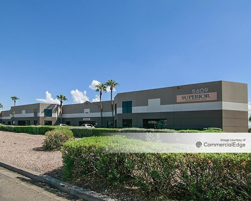 Interstate Commons Distribution Center III & IV
