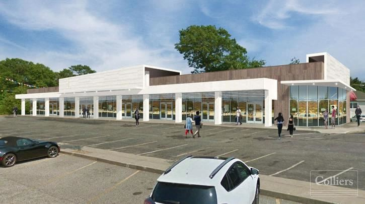 Medical/Retail Re-Development for Lease