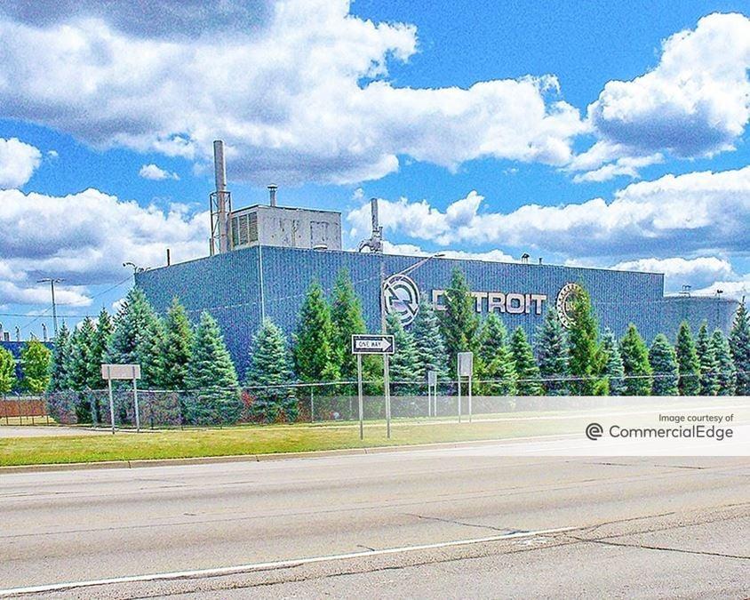 Detroit Diesel Corporation Headquarters