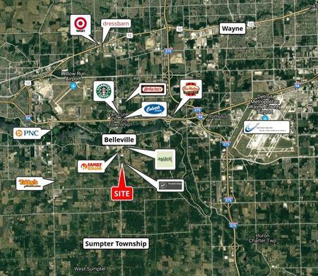 1.21 Acres Sumpter Road - Belleville
