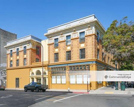 2041 Bancroft Way - Berkeley