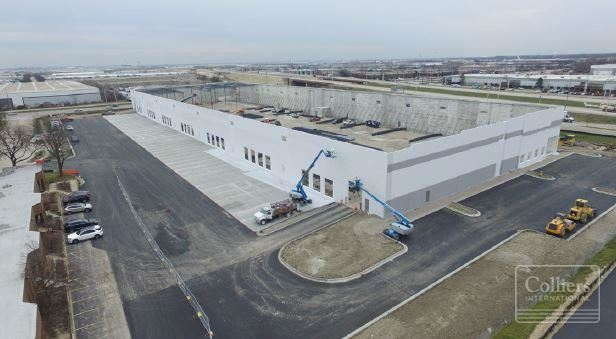 Planned New Construction | 144,724 SF Industrial Building in Bensenville, IL
