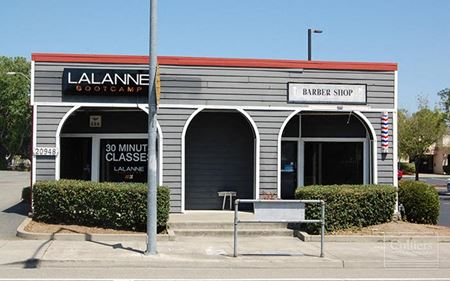 RETAIL SPACE FOR LEASE - Castro Valley
