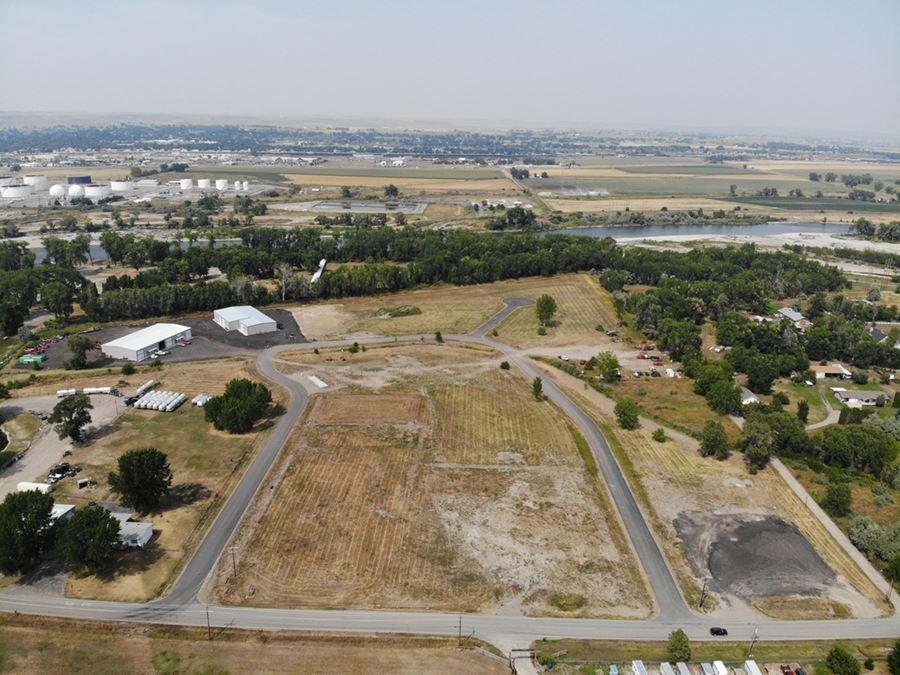 Lot 17 - Industrial Land - $101,277 - .62 Acres