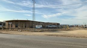30,550 SF Industrial/Office Space on 5.003 AC - Odessa