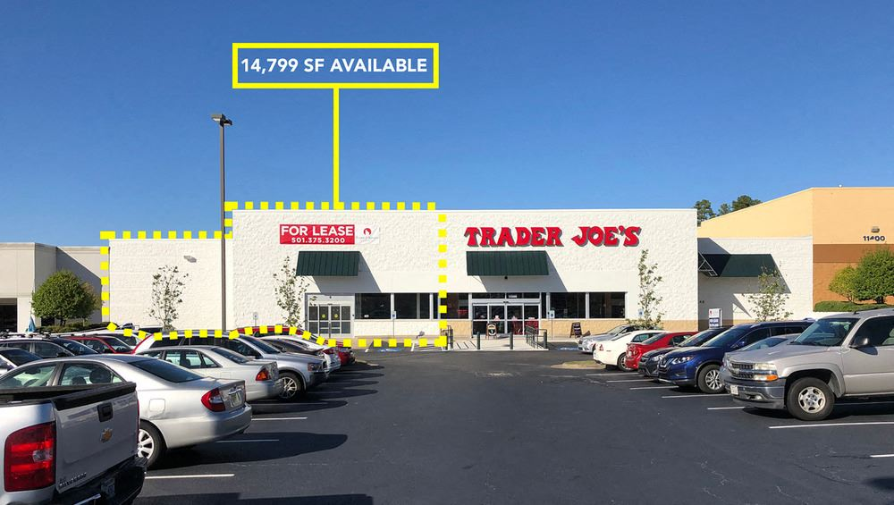 Retail Space For Lease in Chenal Village