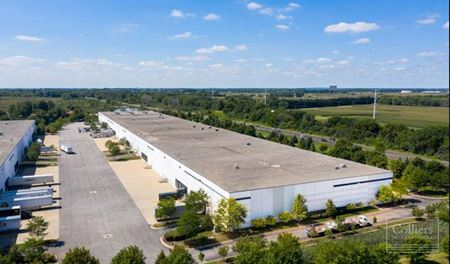 55,010 SF of Space with Close Proximity to I-88 Interchange Available for Lease in Aurora, IL - Aurora