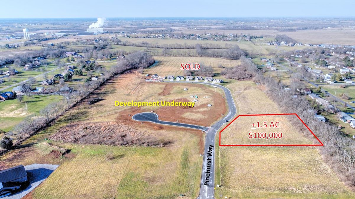 1.5 AC Commercial Lot