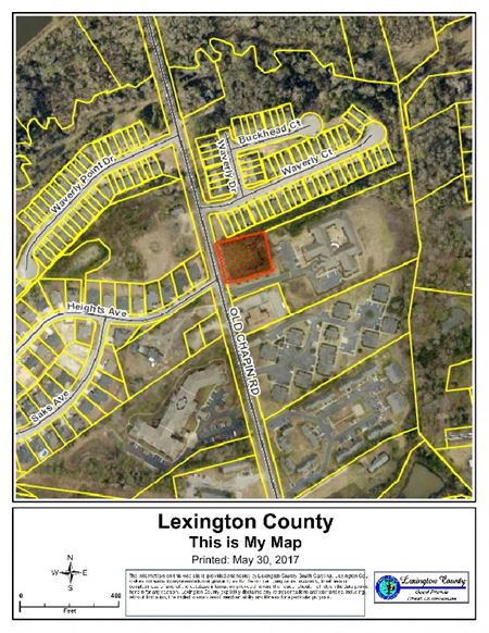 .74 Acre Old Chapin Road - Lexington