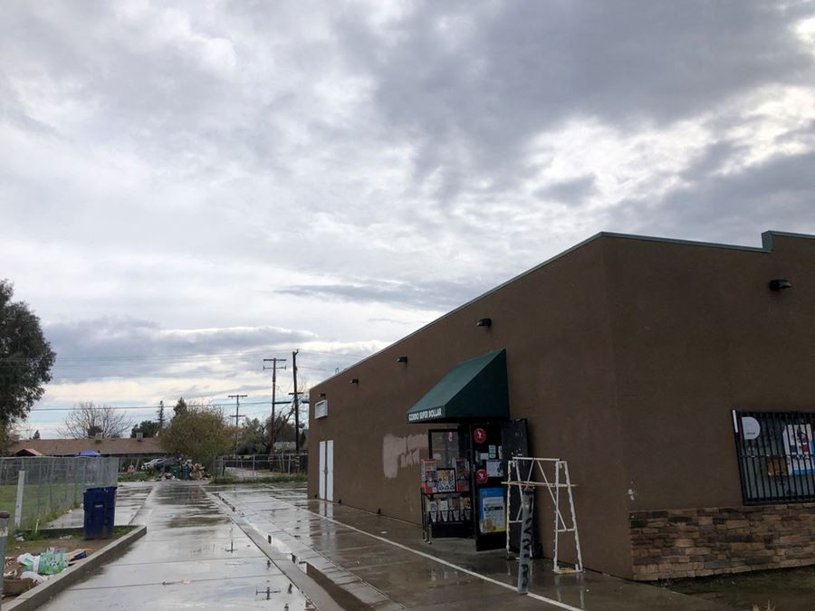 ±3,000 SF Freestanding Retail Building in Orange Cove - Owner/User or Investment