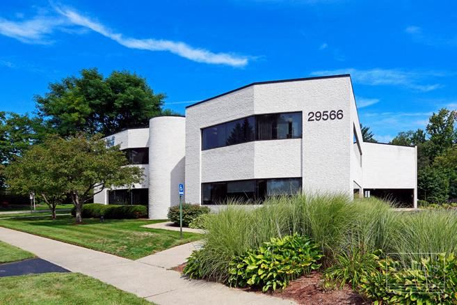 For Sale or Lease > 21,295 SF Rosemond Office Building for Sale / 6,801 SF For Lease on 2nd Floor and 650 SF For Lease on 1st Floor