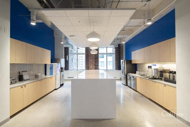 Brand New Plug n' Play Sublease in FiDi