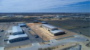 State-Of-The-Art Industrial Facility - Detached Wash-Bay - Paint Booth - Odessa