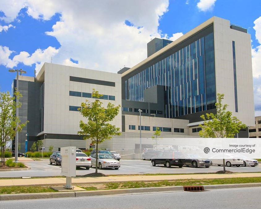 Eskenazi Health - Fifth Third Bank Building