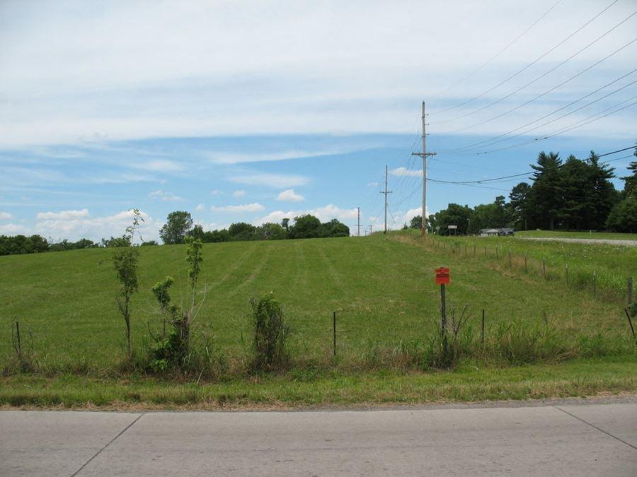Highway 25 & Jackson Trail