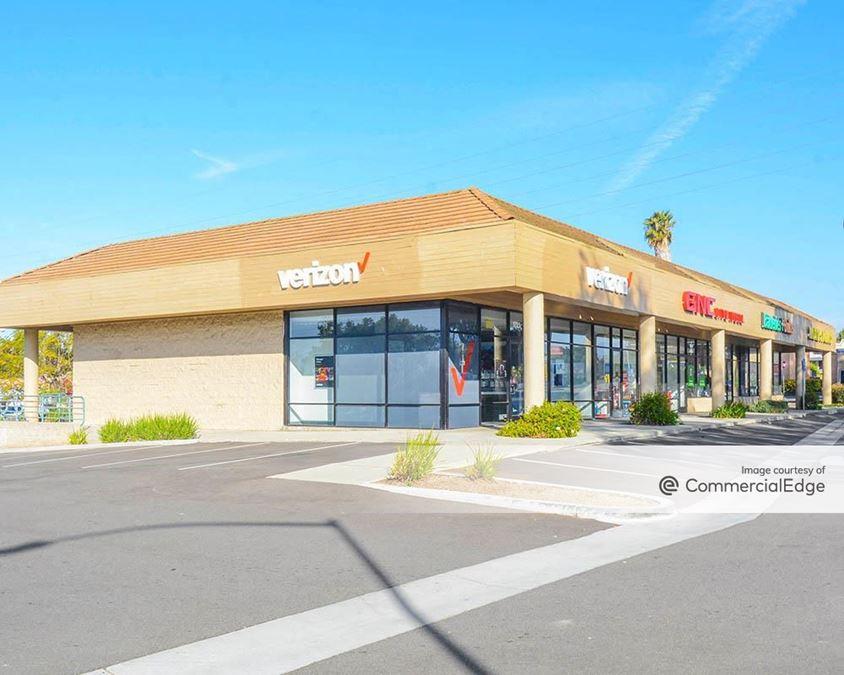 The Ventura Shopping Center