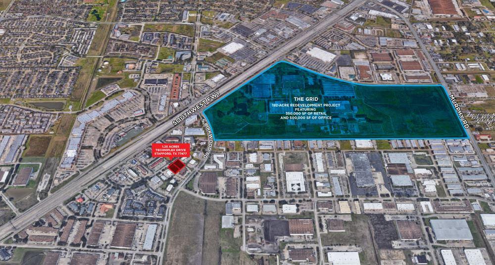 1.25 Acres - Techniplex Land