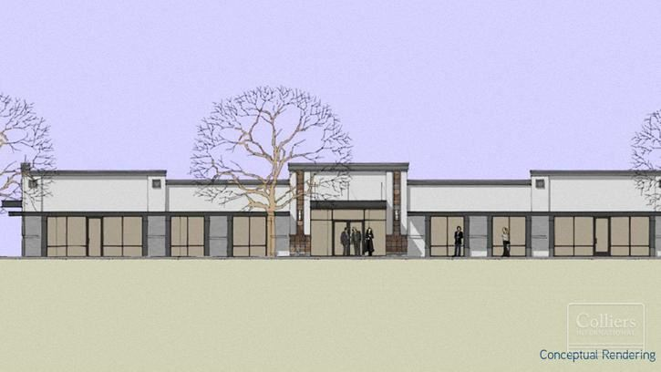 Retail in the Heart of Five Points | 800 Lomax Street