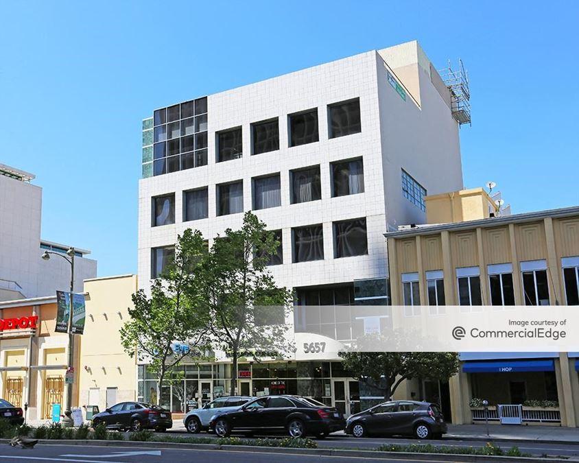 Metro Arts Office Building