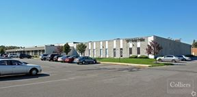 7,493 SF Industrial/Flex Space in Well-Located Business Park