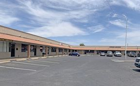 Northern Plaza Retail Center - Glendale