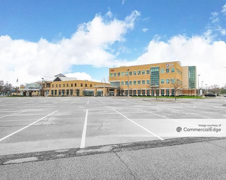 Johnson Memorial Hospital - 1125 Building - Franklin