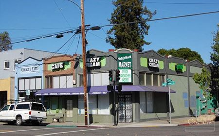 RETAIL SPACE FOR LEASE - Oakland