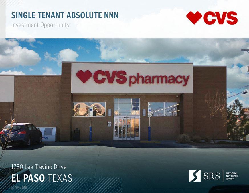 El Paso, TX - CVS ZCF