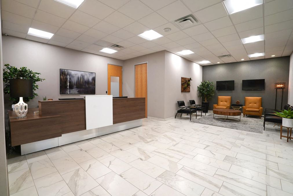 Executive Workspace   Frisco Station