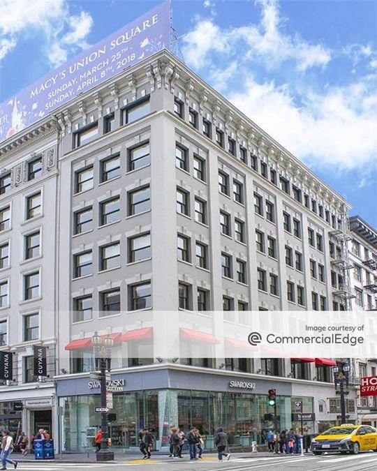 285-295 Geary Street & 246 Powell Street