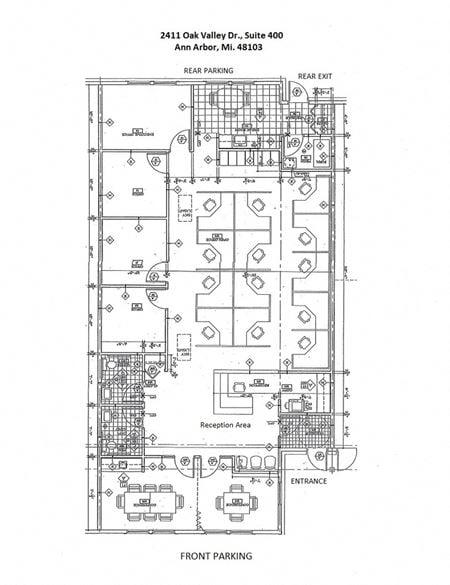Ann Arbor Office Condominium for Lease - Ann Arbor