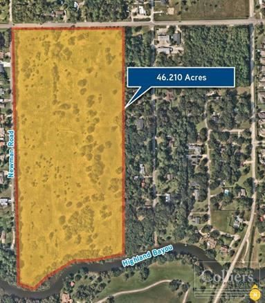 For Sale | 46.210 Acres Residential Development Site - LaMarque