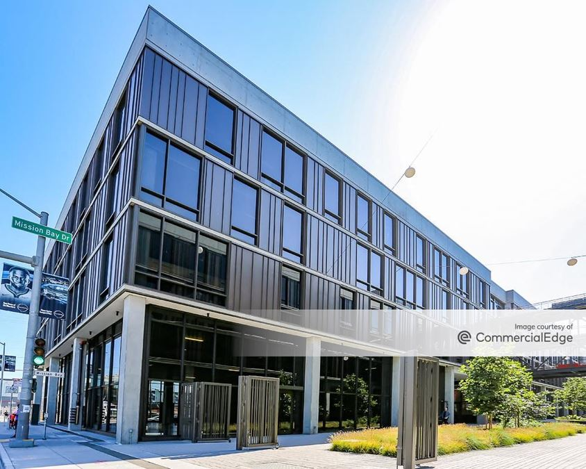 100 Hooper - North Building